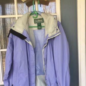 LL Bean Women's Rain Jacket
